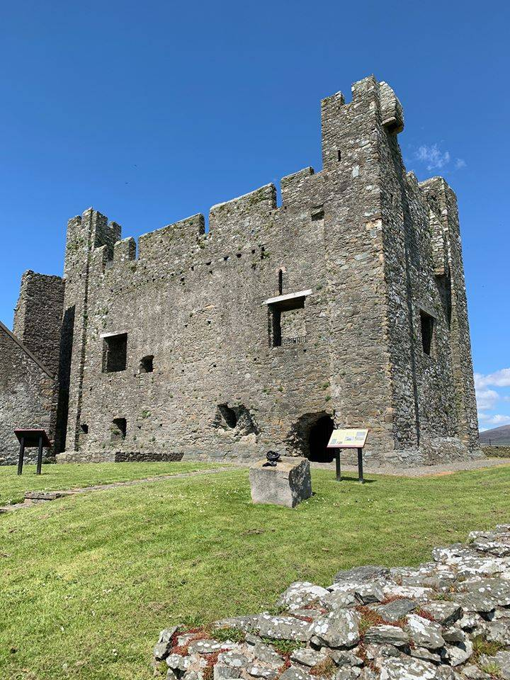 Greencastle Royal Castle