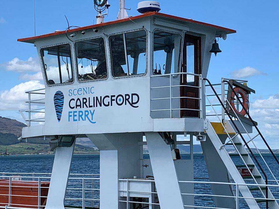 Carlingford Lough Ferry