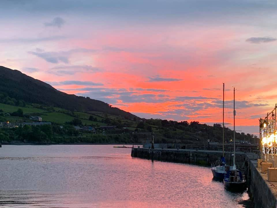 Carlingford Harbour Sunset May 2019